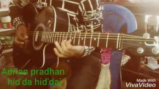 5 famous nepali band guitar solo cover by salim