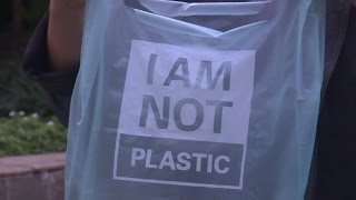 Cassava carrier bags: Indonesian tackles plastic scourge