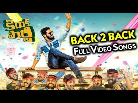 Xxx Mp4 Kirrak Party Back To Back Video Songs 2018 Telugu Movies Nikhil Samyuktha Hedge Simran 3gp Sex