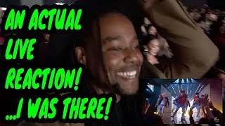 BTS   DNA   AMA PERFORMANCE   LIVE REACTION!!!   First time ever seeing BTS