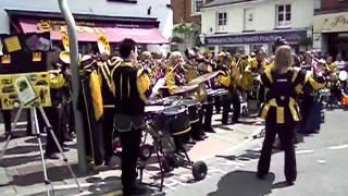 Gugge 2000 summer of 69 Wimborne 2012.MP4