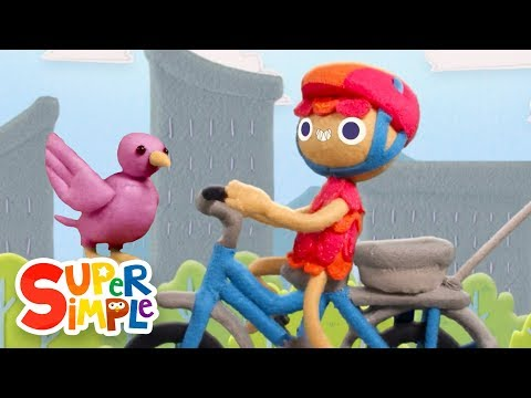 Xxx Mp4 10 Little Bicycles Kids Songs Super Simple Songs 3gp Sex