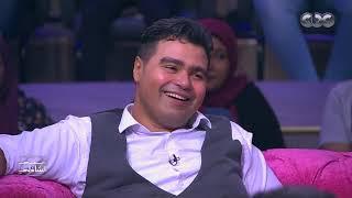 تقليد عمرو أديب وحسن فايق وغناء في تحدي نجوم SNL بالعربي مع منى الشاذلي