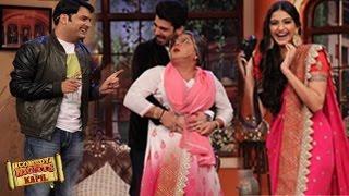 Sonam Kapoor & Fawad Khan on Comedy Nights with Kapil 27th July 2014 FULL EPISODE | Khoobsurat
