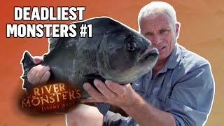 Deadliest Monsters Part 1 - River Monsters