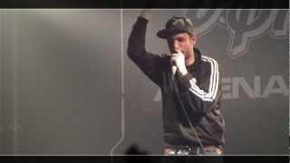 MOURI FREESTYLE  (live Dj Gruff & Dj Lugi)