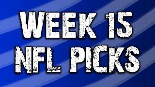 Week 15 NFL Picks Against the Spread