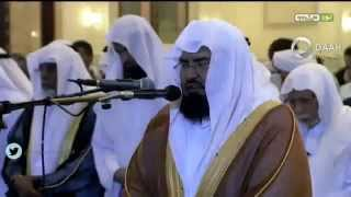 Salat Al-Taraweeh - Sheikh Abdul Rahman Al-Sudais- Zabeel Mosque in Dubai - 1436-9-9 \ 2015-6-25