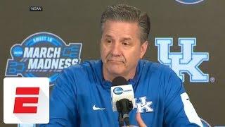 Kentucky coach John Calipari to his team: 'Don't drink the poison'   ESPN