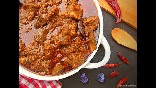 কোরবানির মাংস রান্না || ট্রাডিশনাল স্টাইলে গরুর মাংস ভুনা || Beef Bhuna,Bengali Vuna Gorur Mangsho