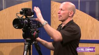 Sony PMW-F5 CineAlta 4K HD Camcorder Overview | Full Compass