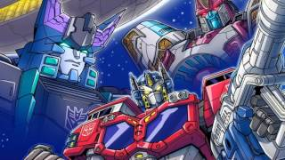 Transformers: Cybertron | Theme Song (Extended)