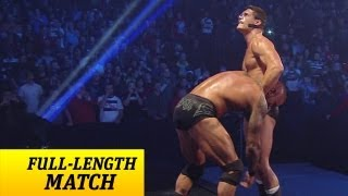 FULL-LENGTH MATCH - SmackDown - Randy Orton vs. Cody Rhodes - Street Fight