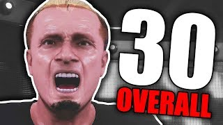 Can A 30 OVERALL James Ellsworth BEAT Roman Reigns?! (WWE 2K18 Challenge)