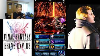 FFBE - GL - Guardian of the Order event - The Future of Grandshelt - All missions clear