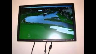 Use an LCD Monitor as a TV Without a Computer