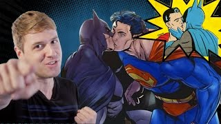 MMO Ep. 8: Batman & Superman Are Gay! (PROOF)