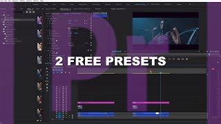 2 FREE Epic Music Video Effect Presets   Adobe Premiere Pro