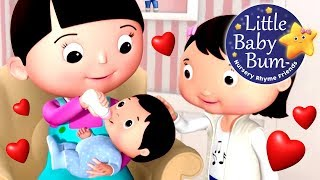 New Baby Brother & Sister Song | Nursery Rhymes and Kids Song | Original Song By LittleBabyBum!
