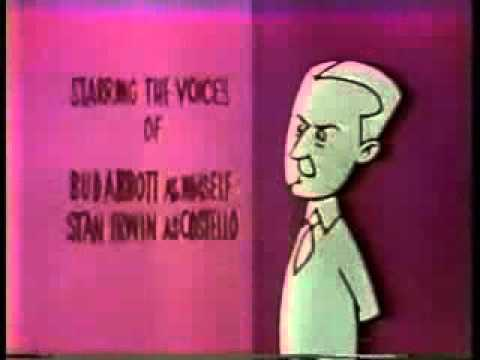 Abbott and Costello 1967   Intro Opening   YouTube