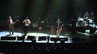 The Base - Not My Dog live @ Burgtheater Wien 17.03.2011