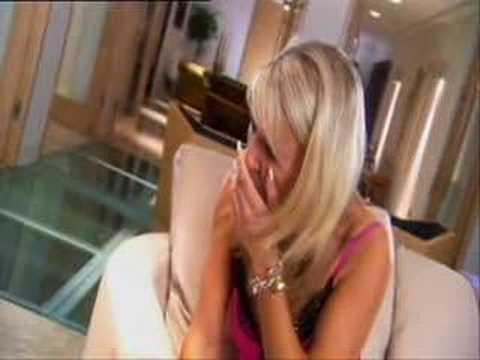 Tanya Turner gets strangled by Conrad