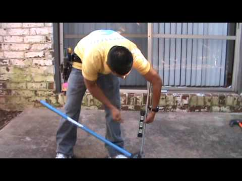 Aprenda a doblar tuberia para electricidad