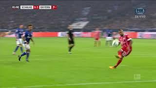 GOL: Schalke 0 - 3 Bayern