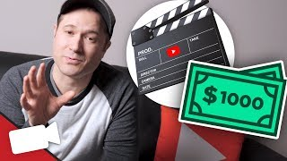 Earn $1,000 On YouTube With An Entertainment Channel