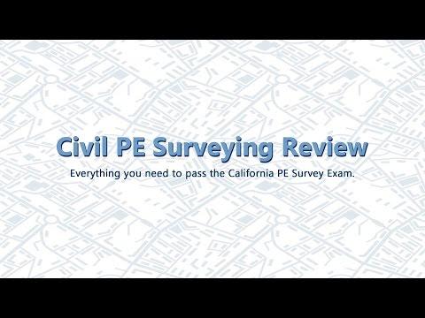 Civil PE Surveying Review - Why Choose CPESR