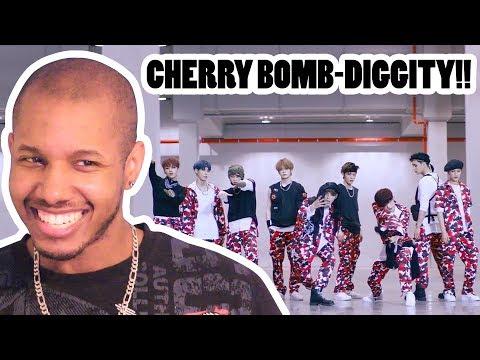NCT 127 엔시티 127 'CHERRY BOMB' MV REACTION
