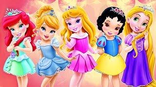 Baby Disney Princess Movie Games ! Disney Princesses Baby video