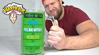 World's SOUREST Drink Challenge 2.0 (EXPIRED Warheads Sour Candy Squeezers)