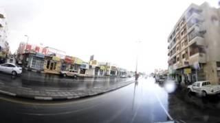 أمطار مدينة تبوك 26/7/1438 تصوير 360 درجة