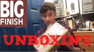 Big Finish Unboxing Bonanza