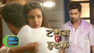 Twinkle Hugs Kunj In Front Of Yuvraj | Tashan-e-Ishq | Zee Tv