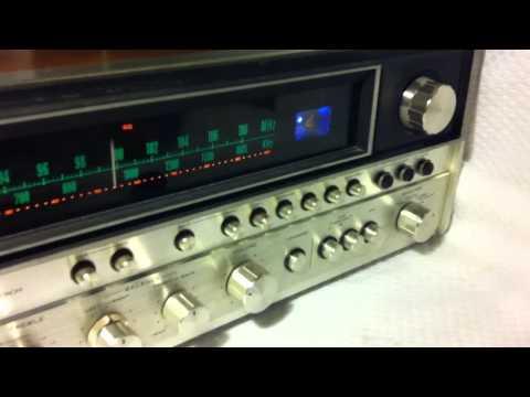 Sansui QRX-7001 Monster Quadraphonic & Stereo Receiver