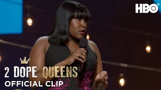 I Was An Emotional Rosa Parks | 2 Dope Queens | HBO