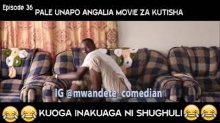 Mwandete comedian