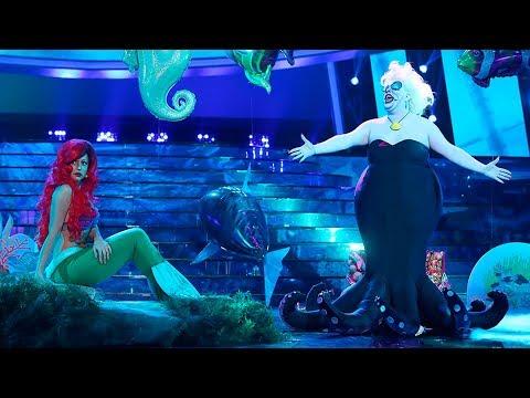 Xxx Mp4 Mimi Y Brays Efe Son Ariel Y Úrsula En 'La Sirenita' Tu Cara Me Suena 3gp Sex