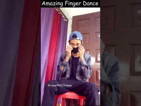 Kaun Tujhe Yun Pyaar Karega|Amazing Finger Dance