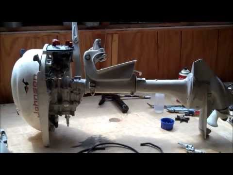 Xxx Mp4 1959 3hp Johnson Outboard MADE IN THE USA 3gp Sex