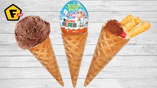 КАК СДЕЛАТЬ СТАКАНЧИКИ для мороженого и сладостей СВОИМИ РУКАМИ?!!