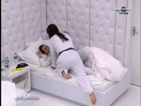 Angélica Cláudia video impropio. BBB10 BIG BROTHER BRASIL