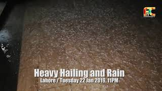 Hailing and heavy rain in Lahore | Pakistan News |  Latest news & articles | FNCTV NEWS