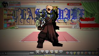 AQW Necromancer class guide (enhancements, pvp, solo)