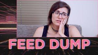 Feed Dump 317 - Too Educational