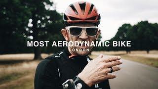 MOST AERODYNAMIC BIKE EVER?!