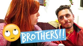 The Struggle of Having Brothers!! - Vlogmas Day 6!!