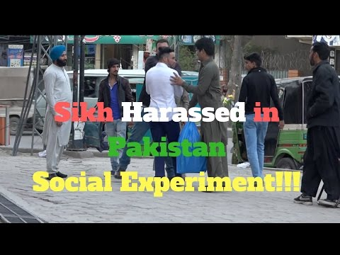 Xxx Mp4 Sikh Harassed In Pakistan Social Experiment 3gp Sex